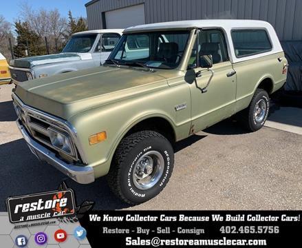 1972 GMC Jimmy for sale in Lincoln, NE