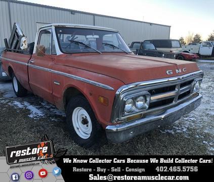 1969 GMC C/K 1500 Series for sale in Lincoln, NE