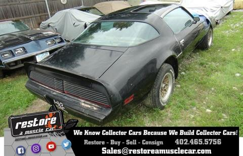 1979 Pontiac Trans Am for sale in Lincoln, NE