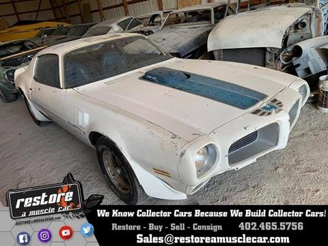 1971 Pontiac Trans Am for sale in Lincoln, NE