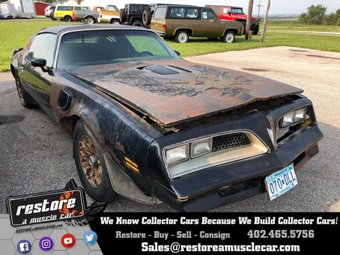 1977 Pontiac Trans Am for sale in Lincoln, NE