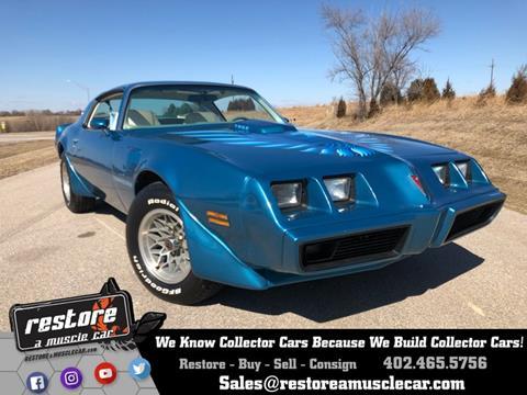 1979 Pontiac Trans Am for sale in Lincoln, NE