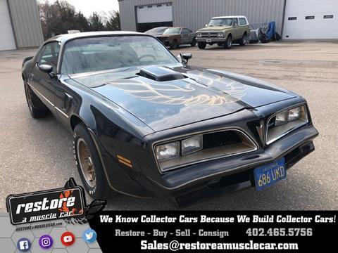 1978 Pontiac Trans Am for sale in Lincoln, NE