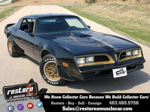 1978 Pontiac Trans Am for sale in Lincoln, NE