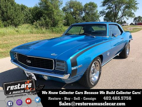 1969 Chevrolet Camaro for sale in Lincoln, NE