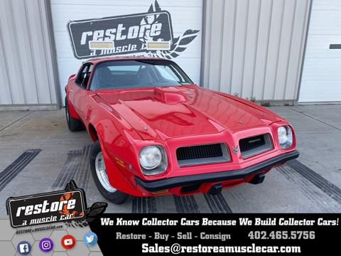 1974 Pontiac Trans Am for sale in Lincoln, NE
