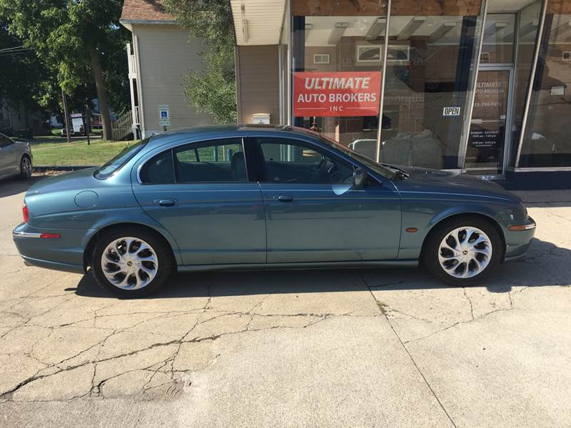 2001 Jaguar S Type For Sale At ULTIMATE AUTO BROKERS, INC. In Dekalb