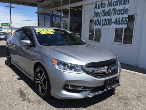 Honda Billings Mt >> Honda Accord For Sale In Billings Mt Carsforsale Com
