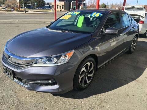 2016 Honda Accord for sale in Billings, MT