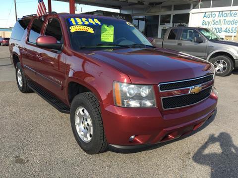 2008 Chevrolet Suburban for sale in Billings, MT