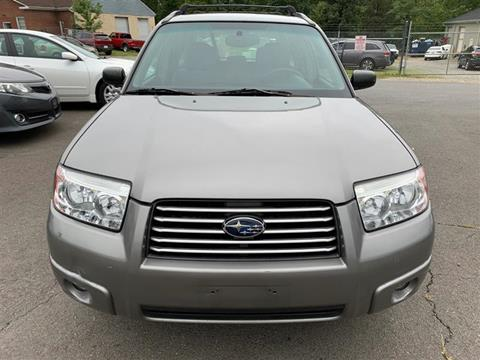 2006 Subaru Forester for sale in Fredericksburg, VA