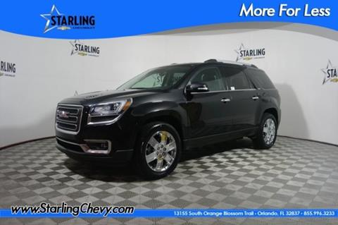 2017 GMC Acadia Limited for sale in Orlando, FL