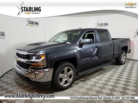 2017 Chevrolet Silverado 1500 for sale in Orlando, FL