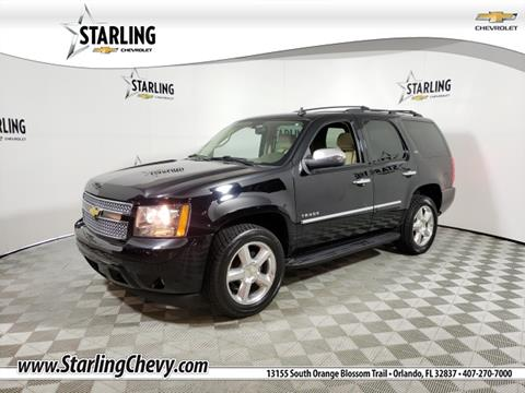 2014 Chevy Tahoe For Sale >> 2014 Chevrolet Tahoe For Sale In Orlando Fl