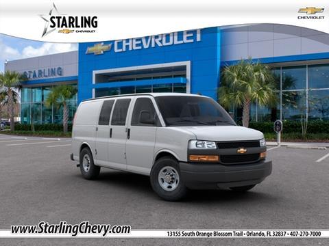 2019 Chevrolet Express Cargo for sale in Orlando, FL