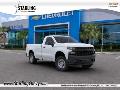 2020 Chevrolet Silverado 1500 for sale in Orlando, FL