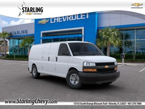 2020 Chevrolet Express Cargo for sale in Orlando, FL