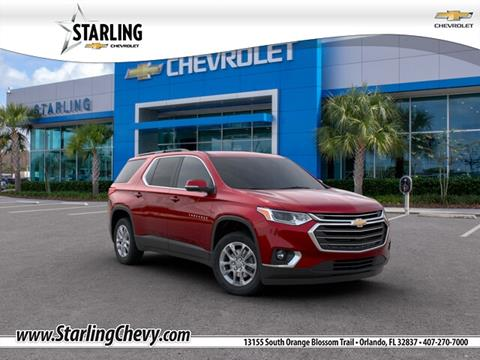 2020 Chevrolet Traverse for sale in Orlando, FL
