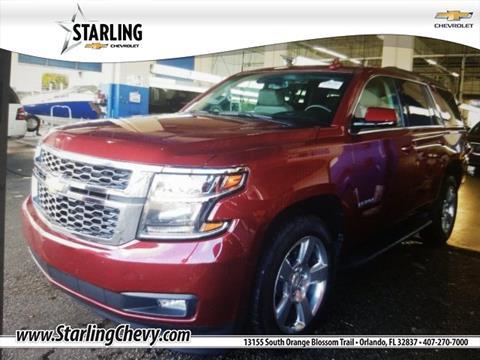 2017 Chevrolet Tahoe for sale in Orlando, FL