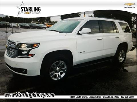 2016 Chevrolet Tahoe for sale in Orlando, FL