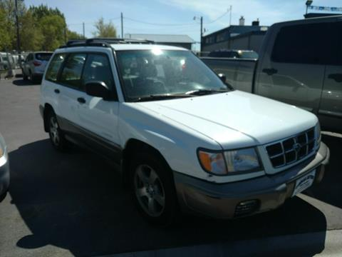 1999 Subaru Forester for sale in Jerome, ID