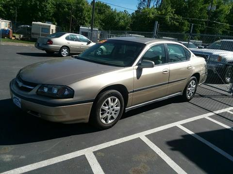 2005 Chevrolet Impala for sale in Jerome, ID