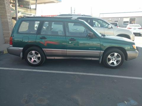 1998 Subaru Forester for sale in Jerome, ID