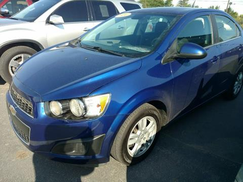 2014 Chevrolet Sonic for sale in Jerome, ID