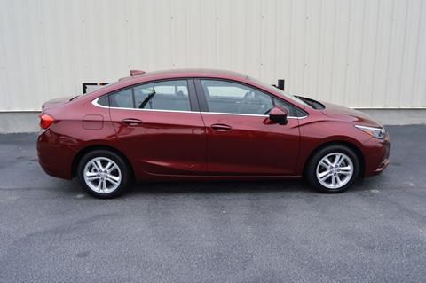 2016 Chevrolet Cruze for sale in Thomson, GA