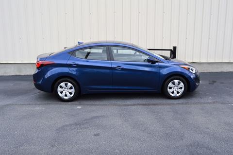 2016 Hyundai Elantra for sale in Thomson, GA