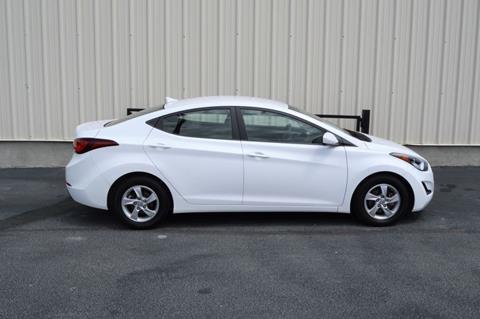 2014 Hyundai Elantra for sale in Thomson, GA