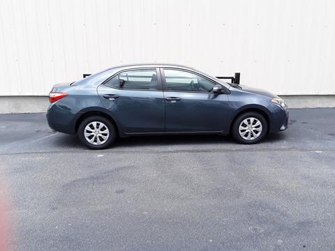 2016 Toyota Corolla for sale in Thomson, GA