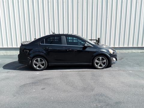 2014 Chevrolet Sonic for sale in Thomson, GA