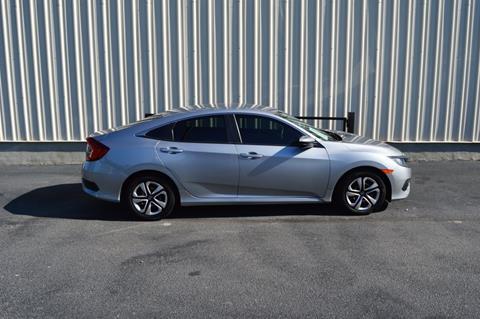 2016 Honda Civic for sale in Thomson, GA