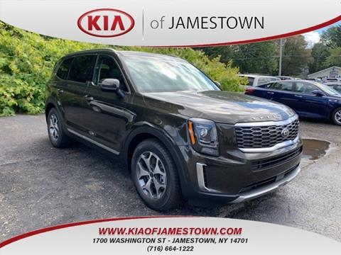 2020 Kia Telluride for sale in Jamestown, NY