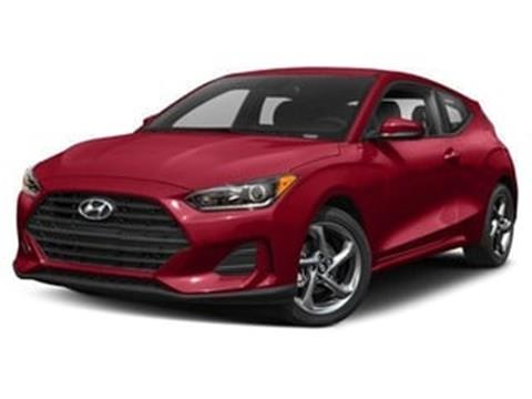 2020 Hyundai Veloster for sale in Jamestown, NY
