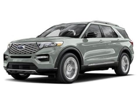 2020 Ford Explorer for sale in Jamestown, NY