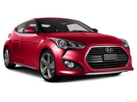 2016 Hyundai Veloster Turbo for sale in Jamestown, NY