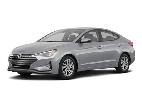 2019 Hyundai Elantra for sale in Jamestown, NY