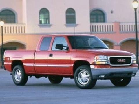 1999 GMC Sierra 2500 for sale in Jamestown, NY