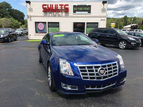 2014 Cadillac CTS for sale in Olean, NY