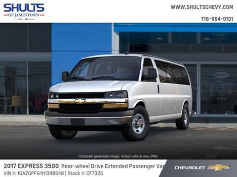 2017 Chevrolet Express Passenger for sale in Jamestown, NY