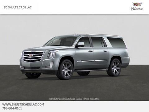 2019 Cadillac Escalade ESV for sale in Jamestown, NY