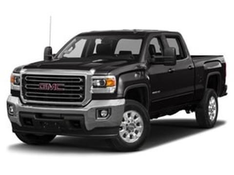 2017 GMC Sierra 2500HD for sale in Jamestown, NY