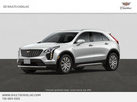 2020 Cadillac XT4 for sale in Jamestown, NY