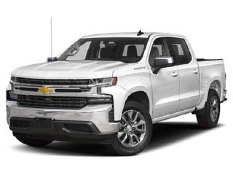 2020 Chevrolet Silverado 1500 for sale at Ed Shults Chevrolet/Cadillac in Jamestown NY