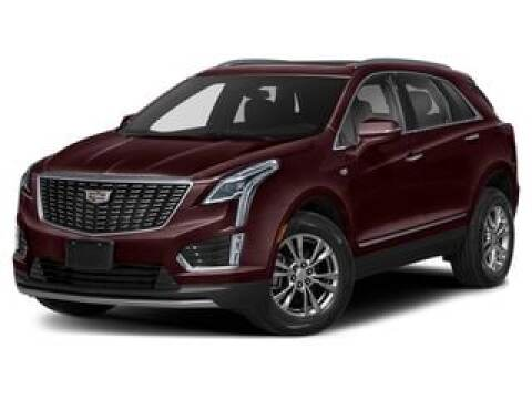 2020 Cadillac XT5 Premium Luxury for sale at Ed Shults Chevrolet/Cadillac in Jamestown NY