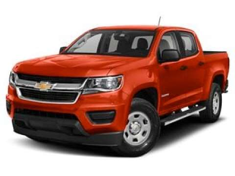 2020 Chevrolet Colorado for sale at Ed Shults Chevrolet/Cadillac in Jamestown NY