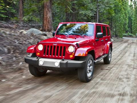 2012 Jeep Wrangler Unlimited for sale in Bradford, PA