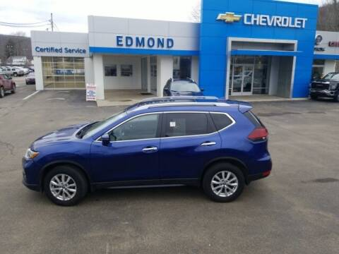 2019 Nissan Rogue SL for sale at EDMOND CHEVROLET BUICK GMC in Bradford PA